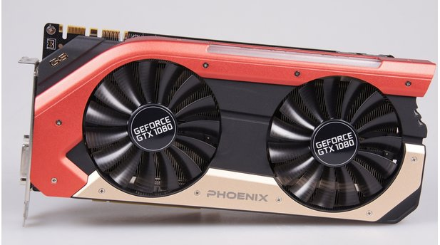 Gainward Geforce GTX 1080 Phoenix Golden Sample