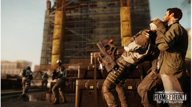 Homefront: The Revolution - Screenshots zum »Aftermath«-DLC