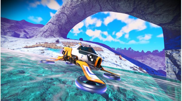 No Mans Sky - Screenshots zum Pathfinder-Update 1.2