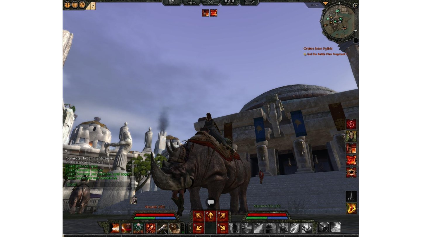 Age of Conan Mount_11