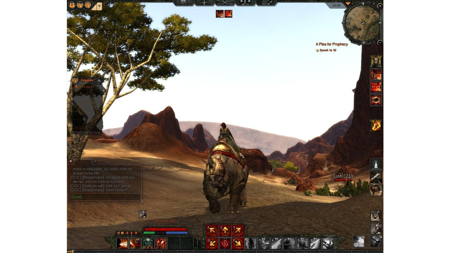 Age of Conan Mount_1
