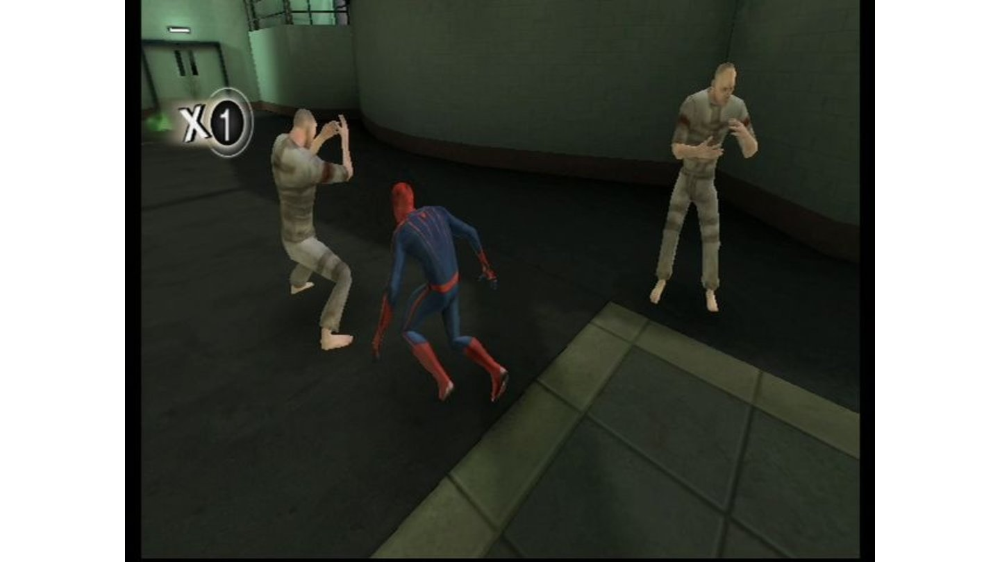 The Amazing Spider Man (Wii)