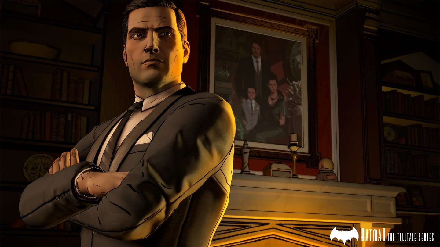 Batman: A Telltale Game Series - Screenshots