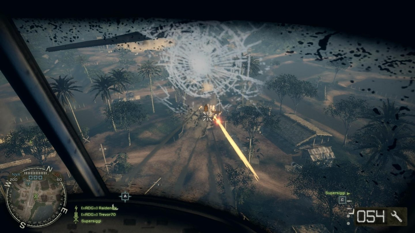 Bad Company 2: VietnamPC-Screenshots aus der Testversion