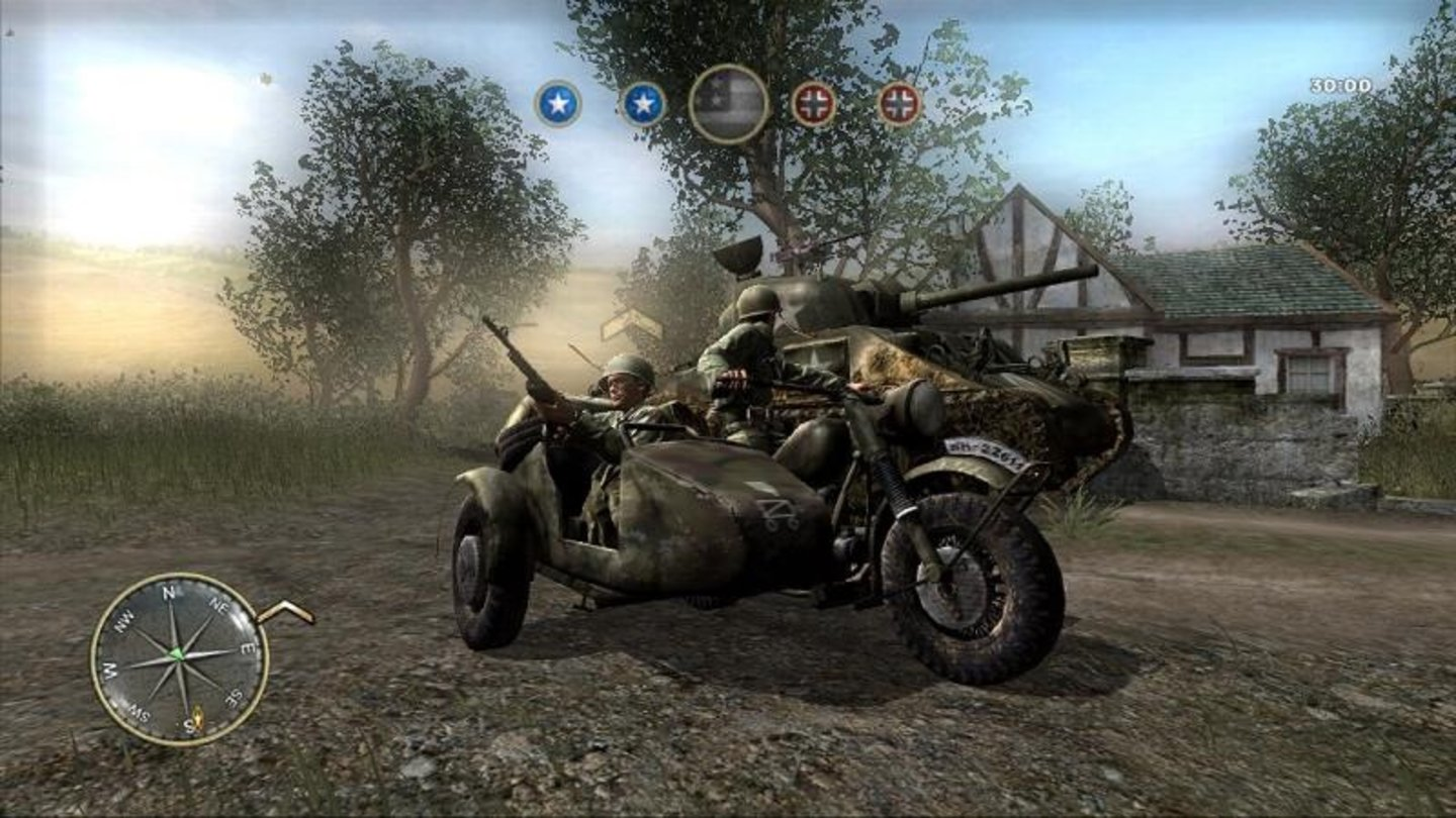 call of duty 3 wii 7