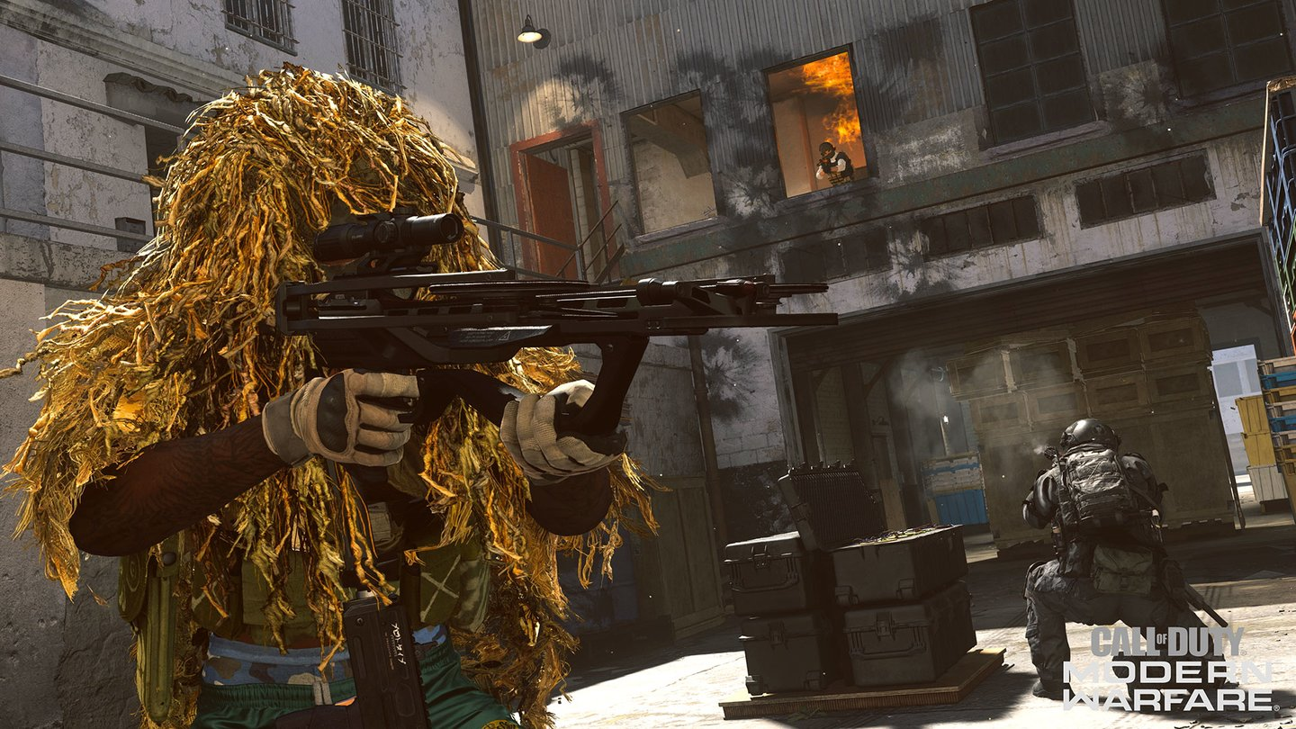 Call of Duty: Modern Warfare und Warzone - Season 5