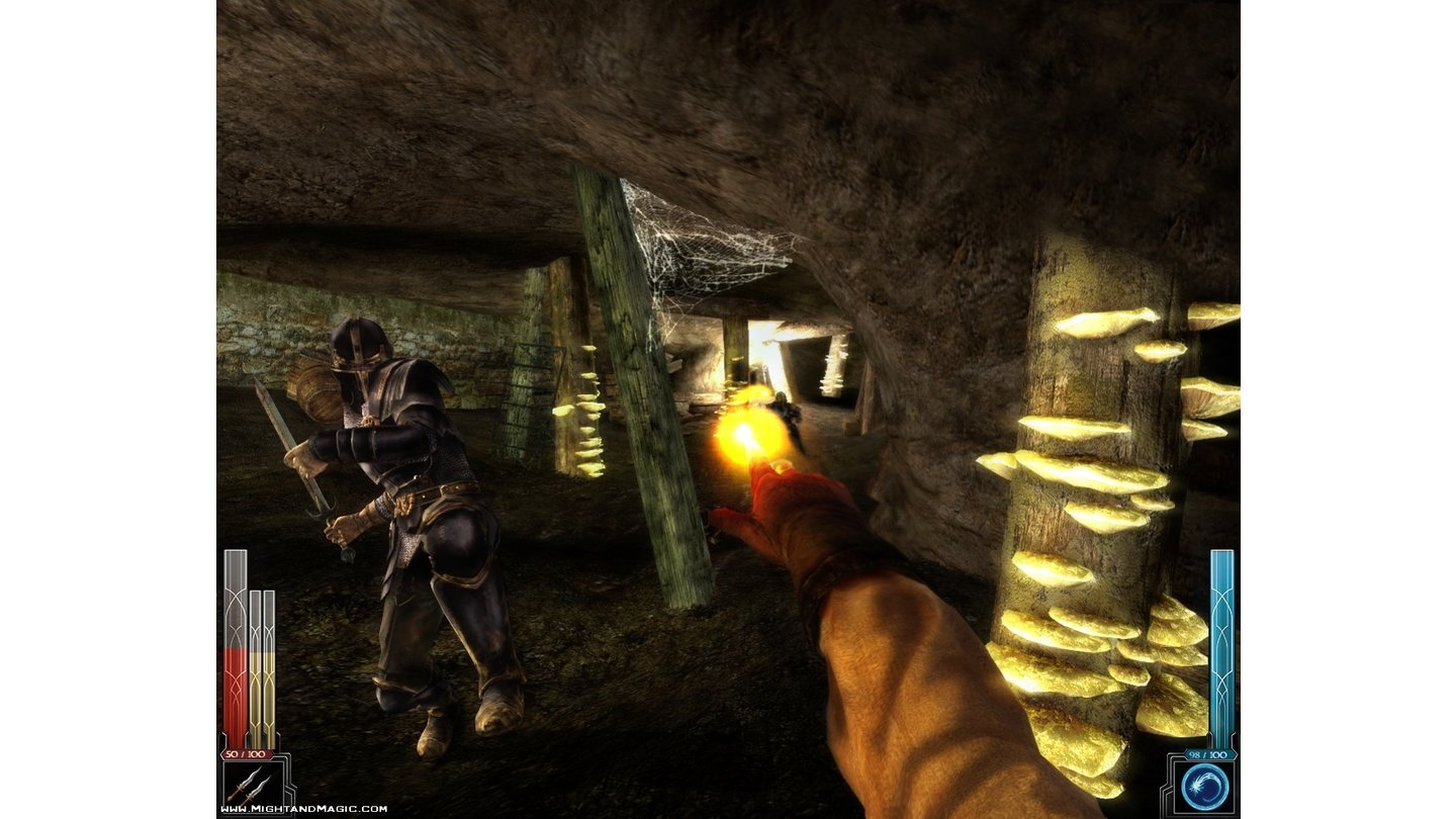 Dark Messiah of Might and Magic 4