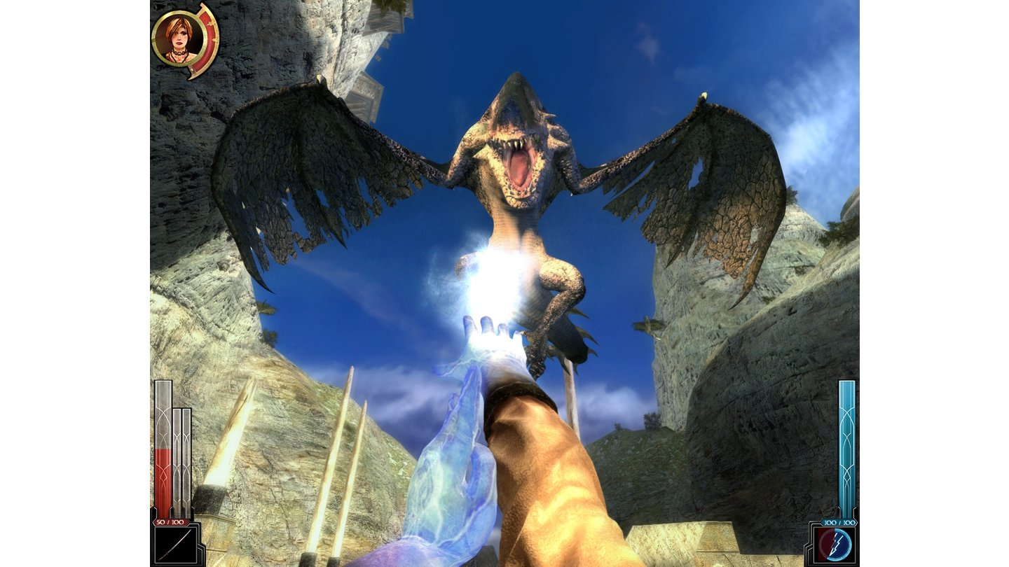 Dark Messiah of Might Magic 2