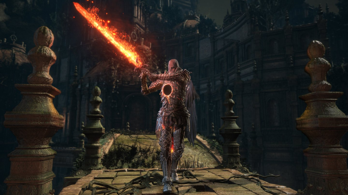 Dark Souls 3 - The Ringed City DLC