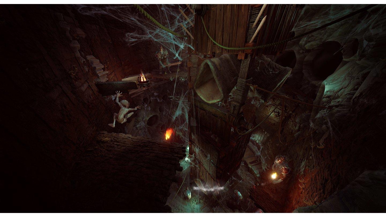 Der Herr Der Ringe Gollum Screenshots Aus Unserer Weltexklusiven Plus Titelstory