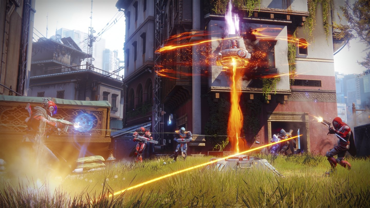 Destiny 2Screenshot aus dem PVP