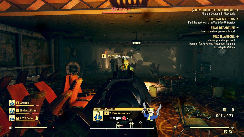 Fallout 76 - Preview-Screenshots