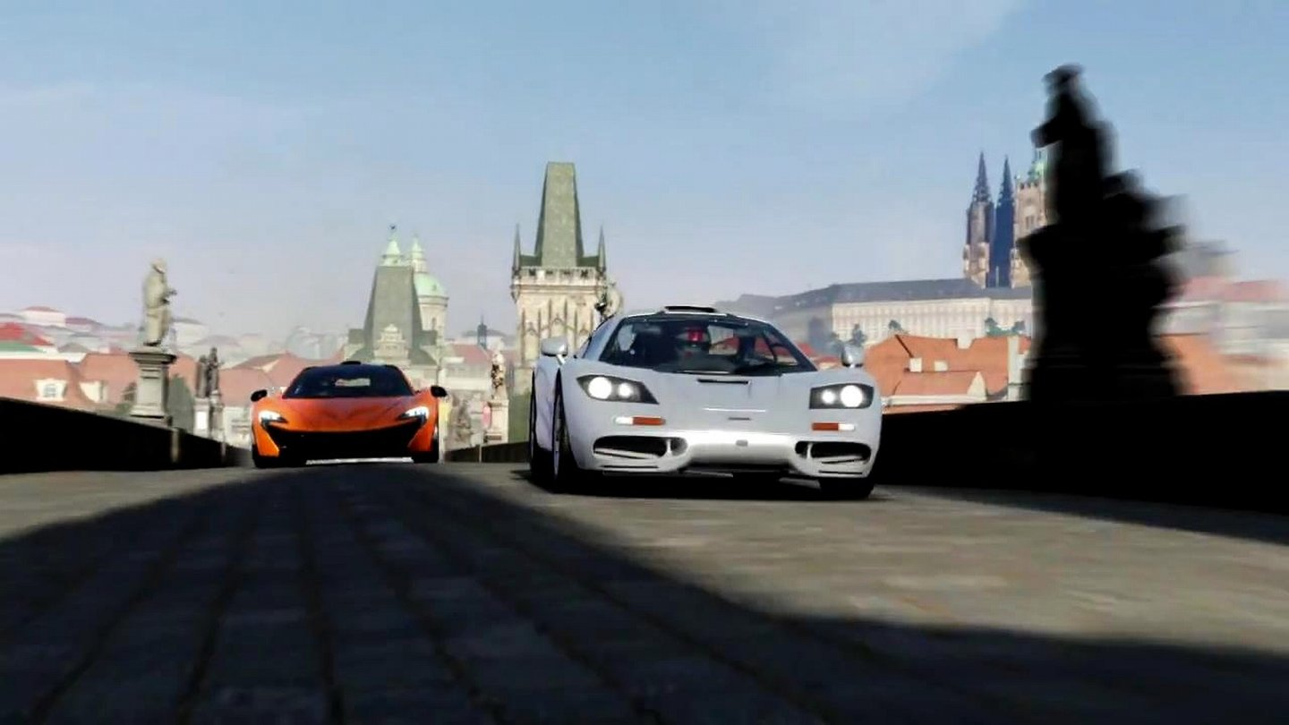 Forza Motorsport 5 - Screenshots aus dem Ankündigungs-Trailer