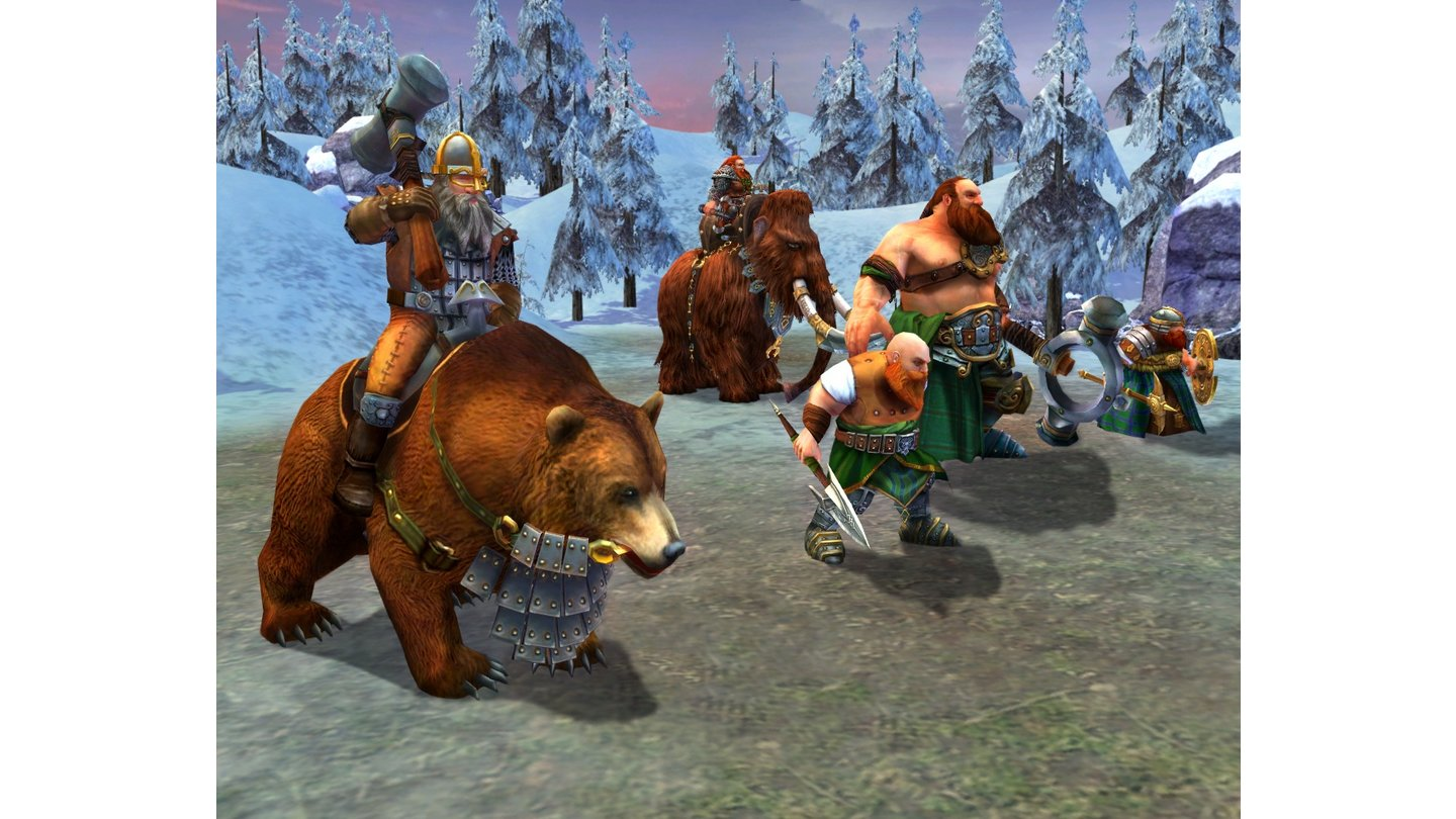 Heroes of Might and Magic 5 Hammers of Fate 1