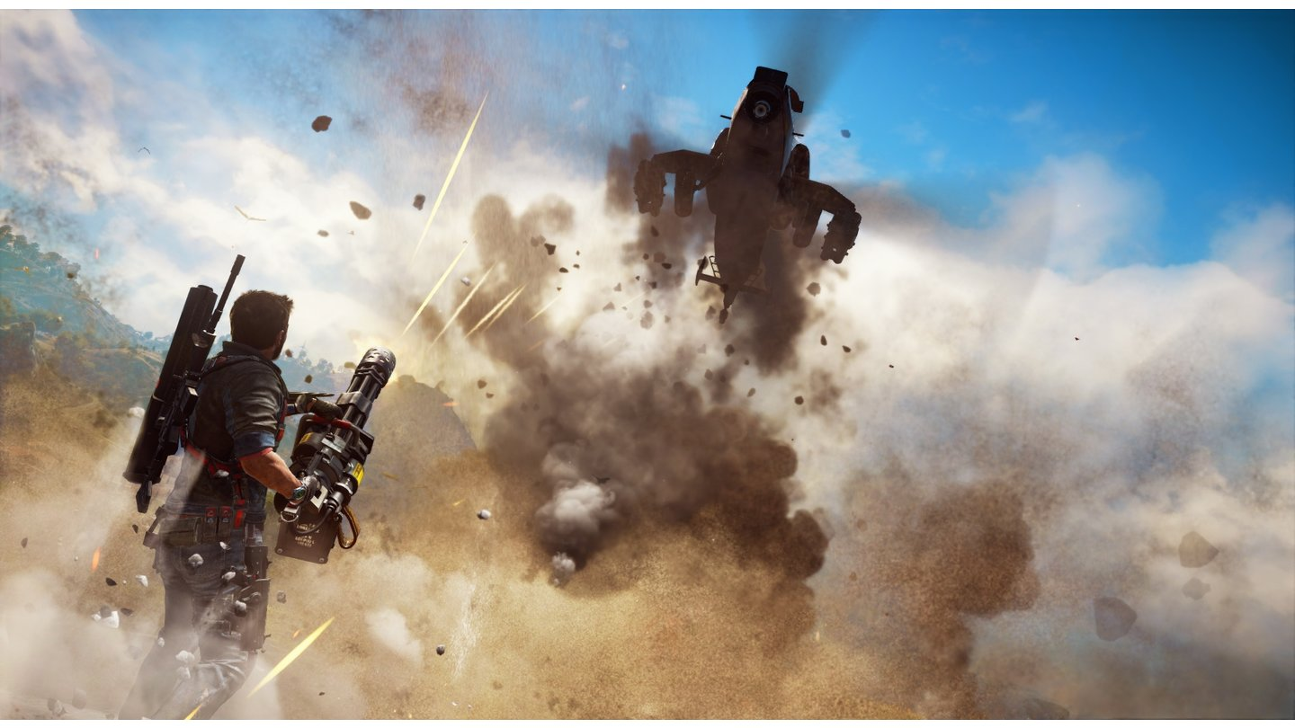 Just Cause 3 - gamescom-Screenshots