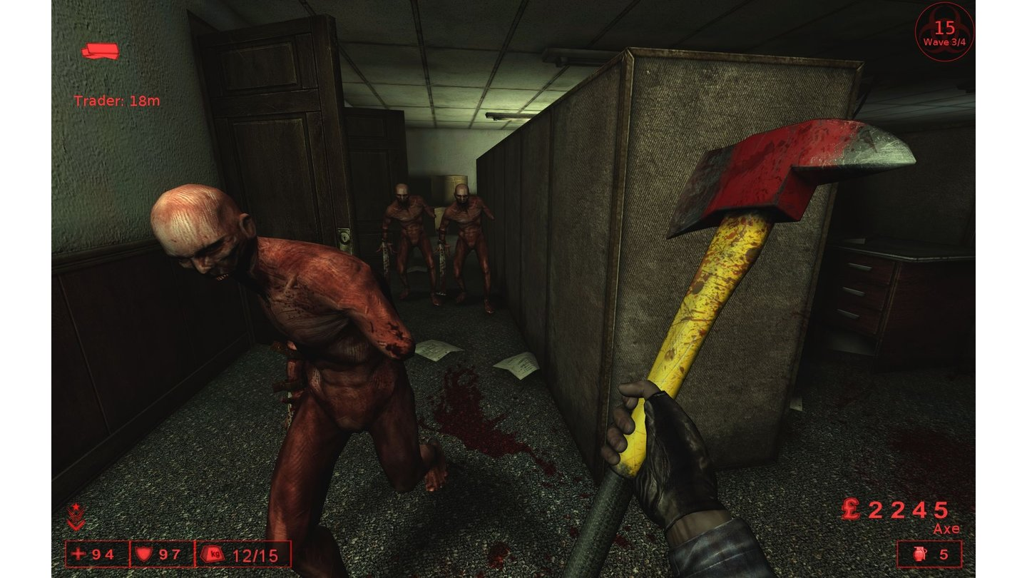 Killing Floor - Bilder aus der Testversion