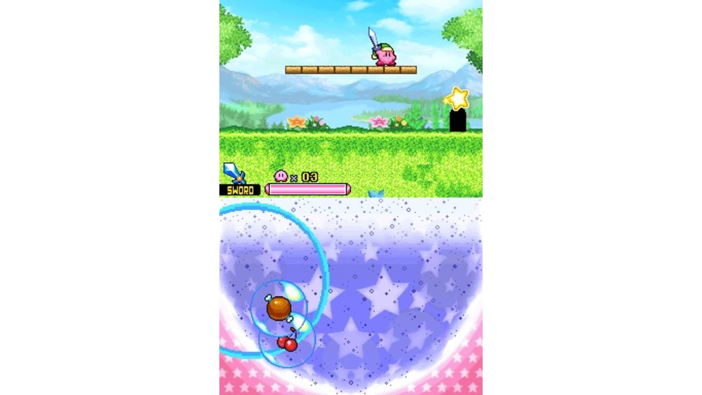 Kirby Mouse Attack DS 12
