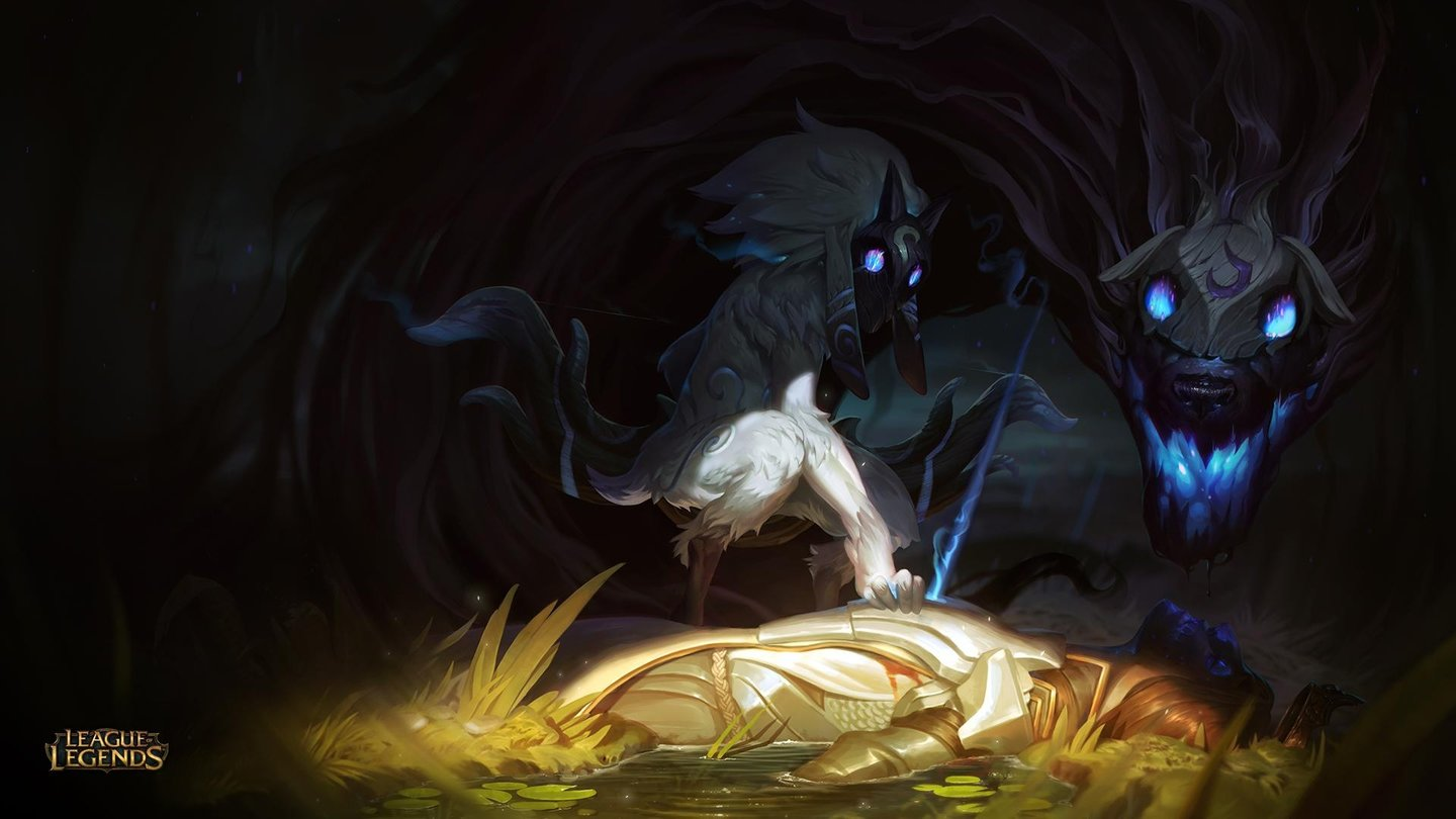 League of Legends - Kindred