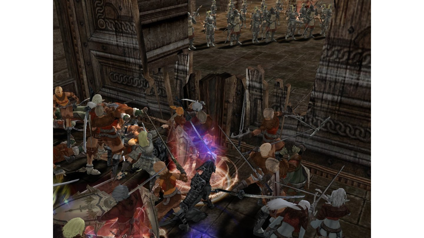 LINEAGE II - aden castle_under siege2