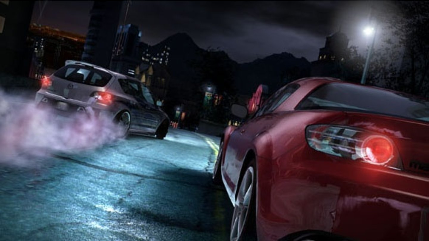 Need for Speed Carbon 13