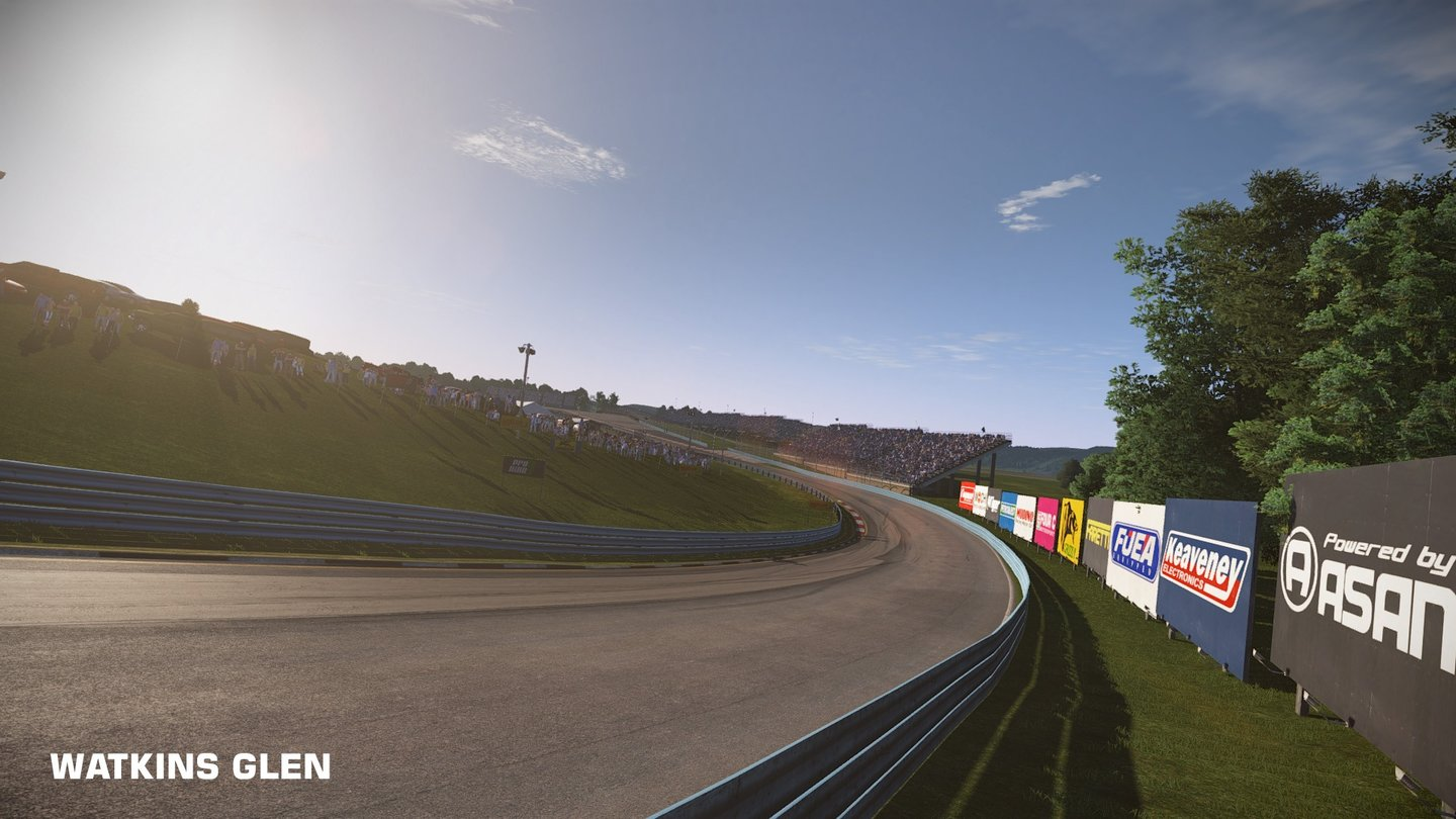 Project Cars - Watkins Glen