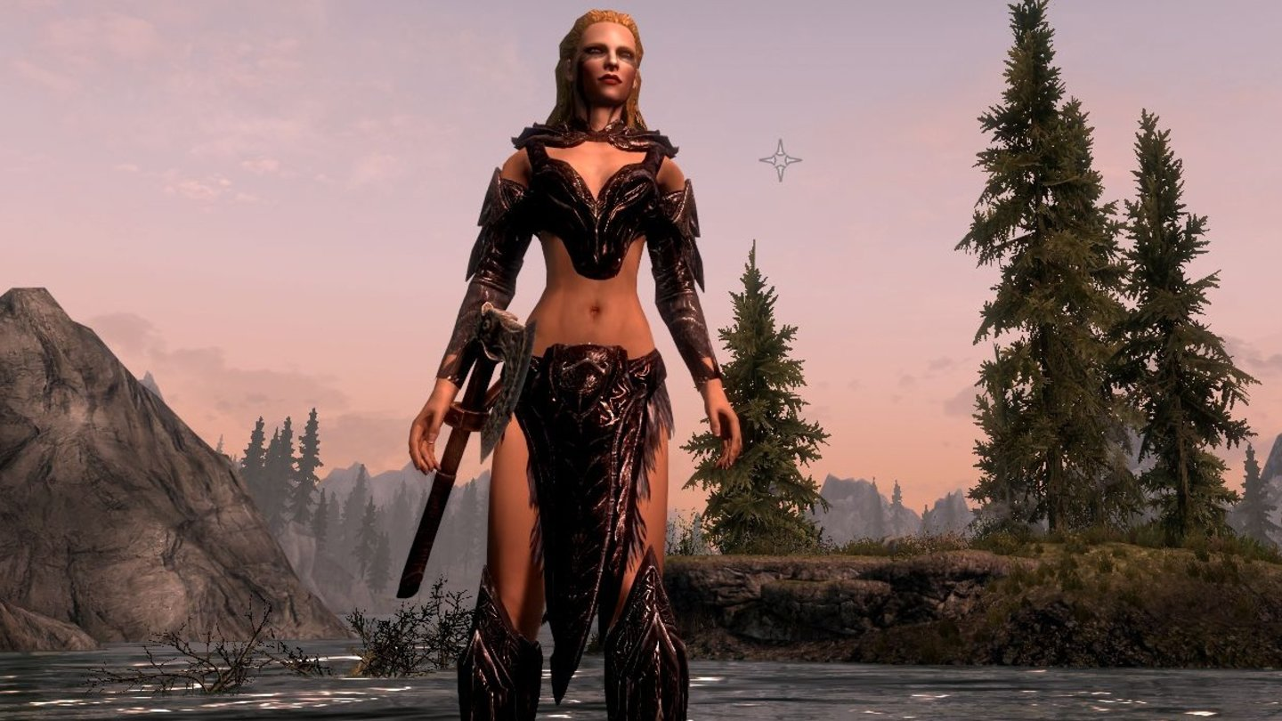 The Elder Scrolls 5: Skyrim - Sexy Schwere-Rüstungs-Mods