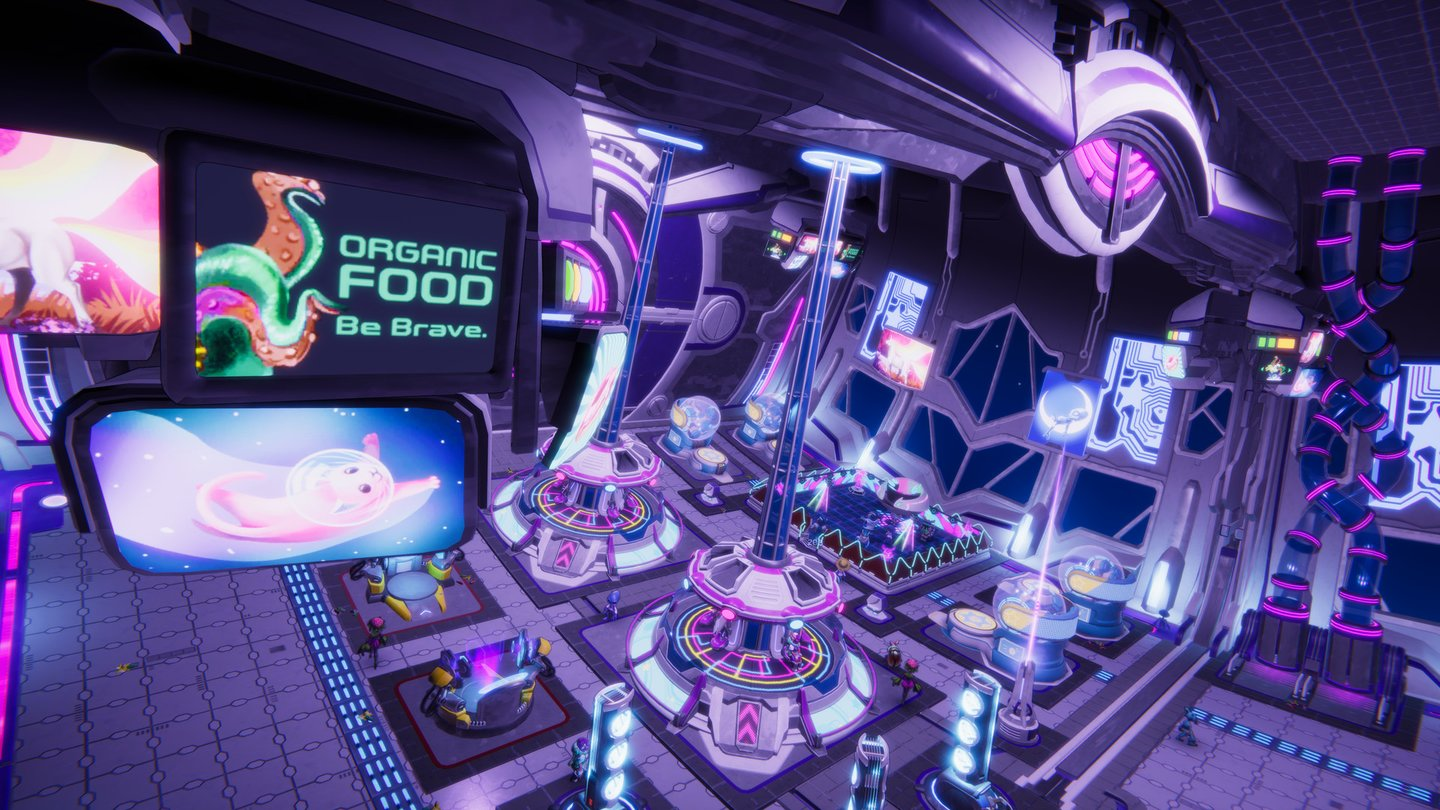Spacebase Startopia - Screenshot