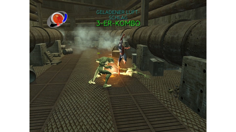 spider-man 3 - screenshots - gamestar