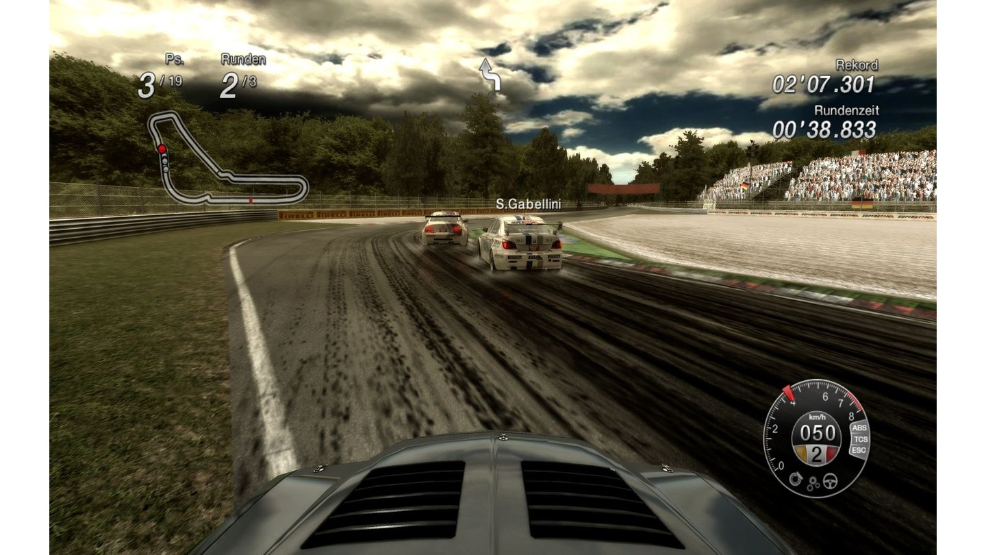 Superstars V8 Racing - Bilder aus der Testversion