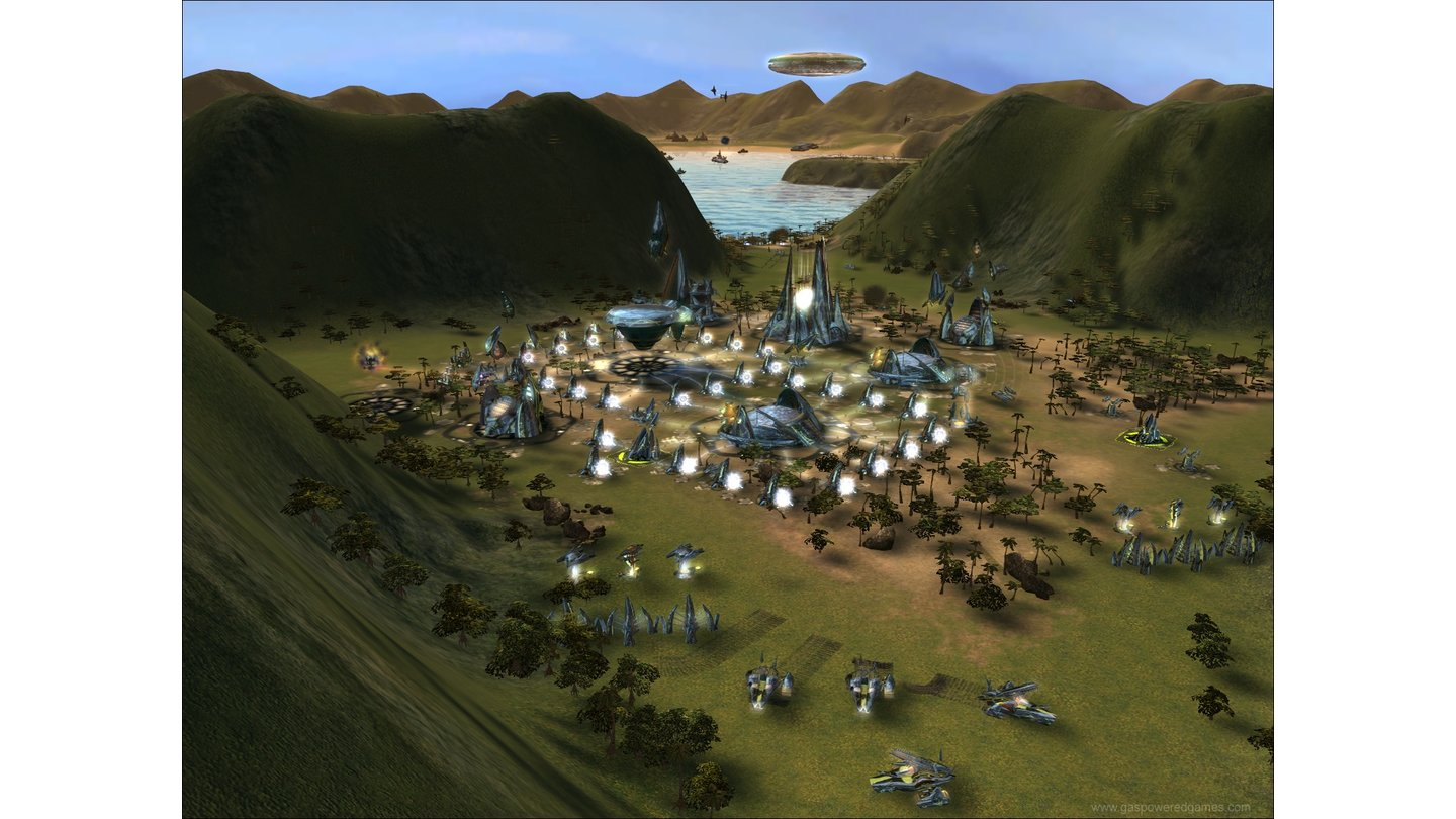 Supreme Commander: Forged Alliance 10