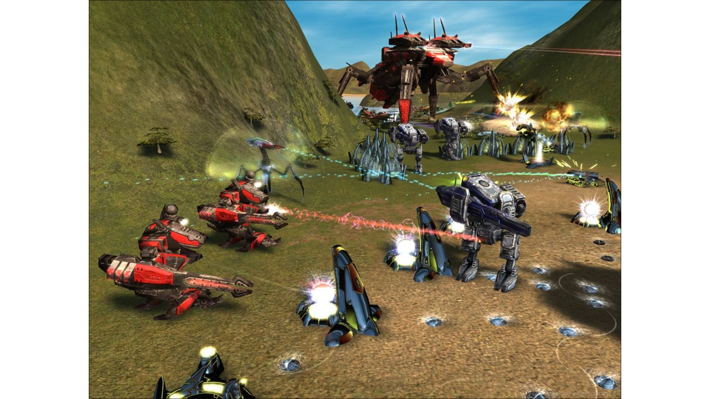 Supreme Commander: Forged Alliance 4