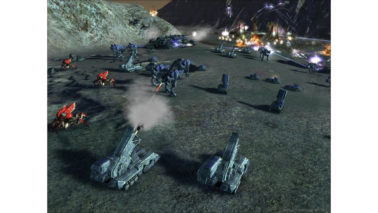 Supreme Commander: Forged Alliance 5