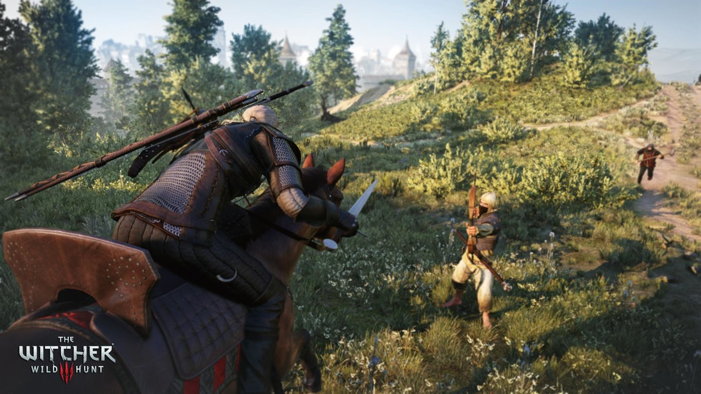 The Witcher 3: Wild Hunt - E3-Screenshots