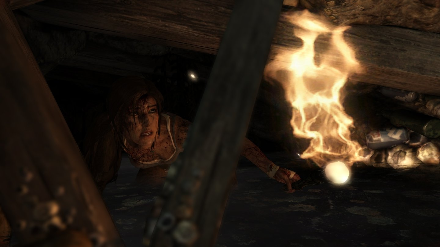 Tomb Raider - E3-Screenshots