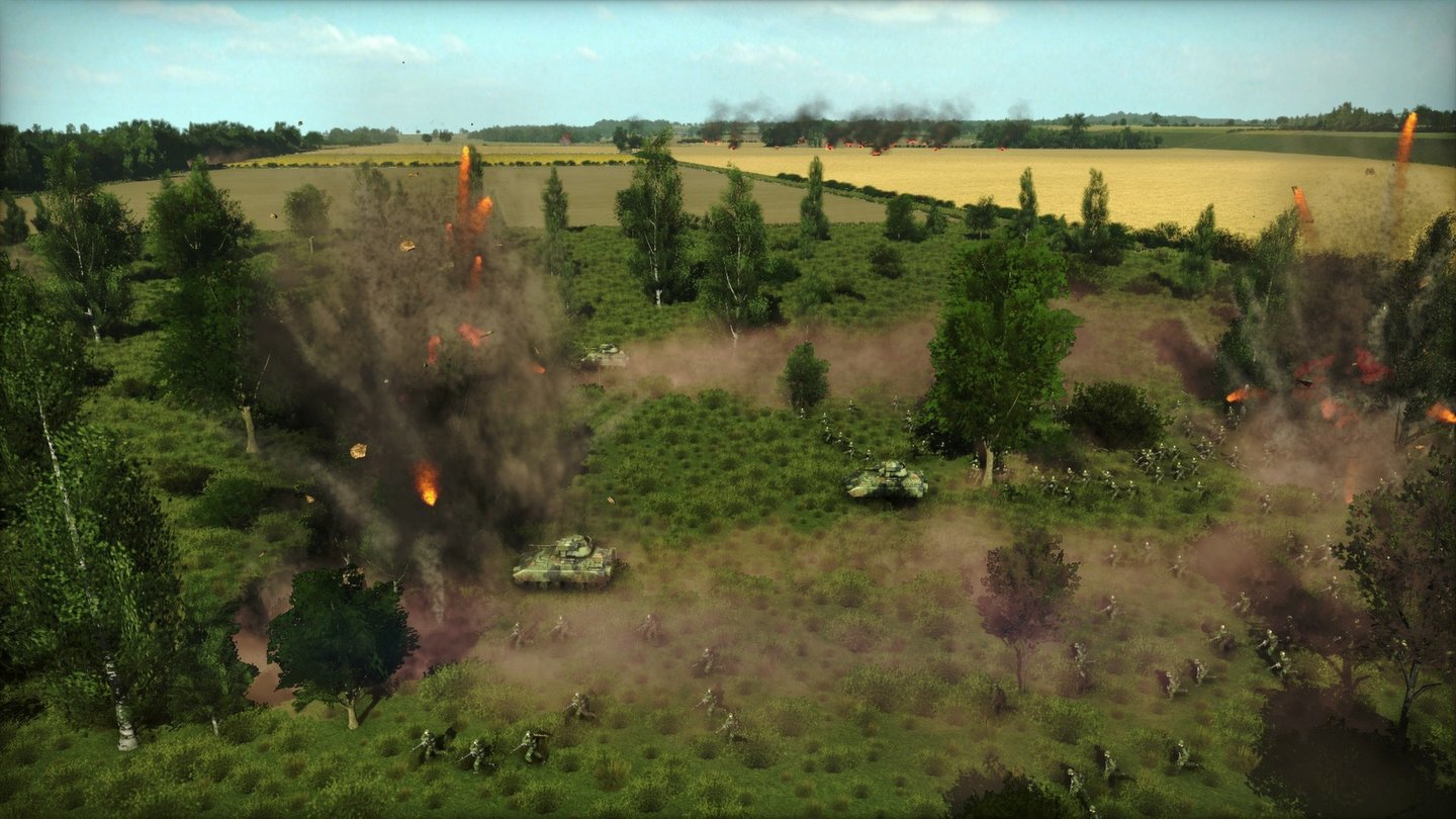 Wargame: European Escalation