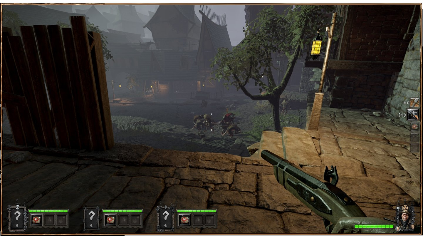 Warhammer: The End Times - Vermintide - Screenshots der Witch-Hunter-Klasse