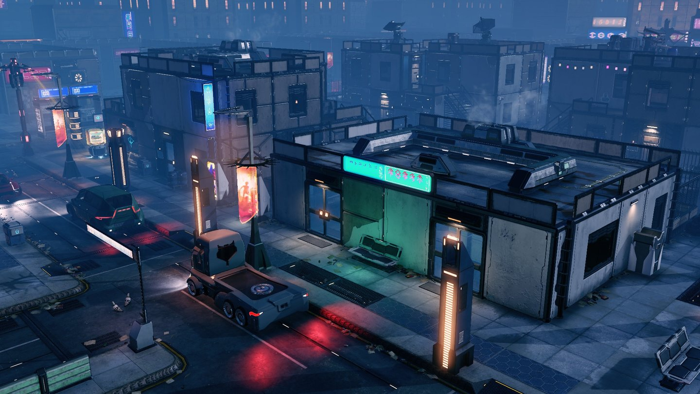XCOM 2 - Screenshots zu den Slum-Setting