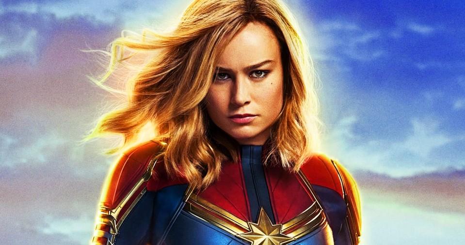 Captain Marvel Kinostart