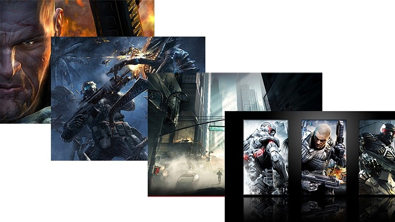 Crysis 2 Wallpaper :