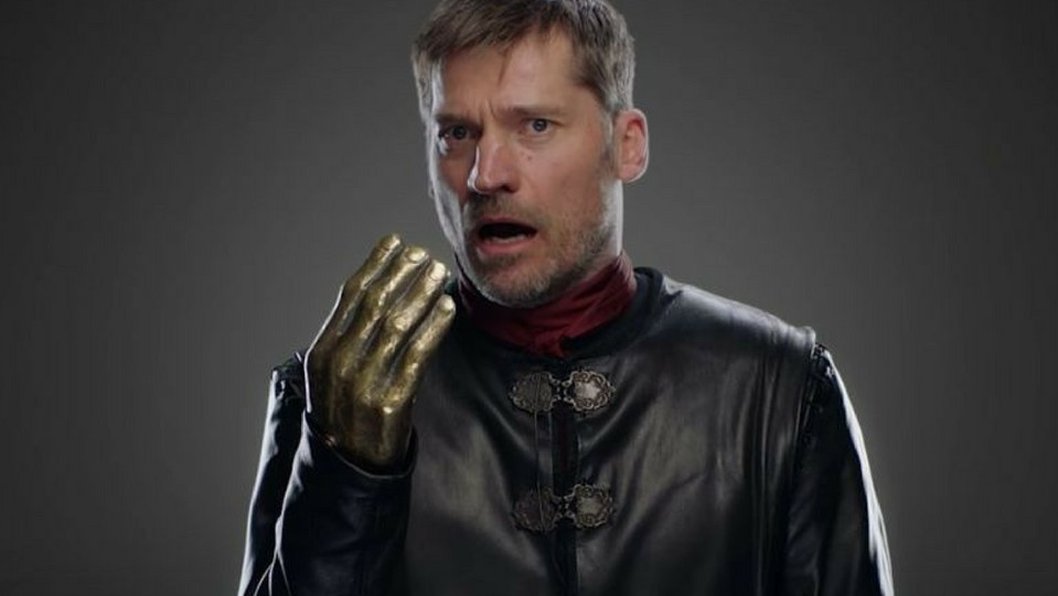 Nicolaj Coster-Waldau als Jaime Lennister in Game of Thrones