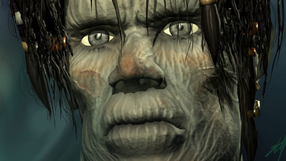 So sieht Planescape: Torment in der Enhanced-Edition aus.