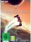 Cover zu Dawn of Andromeda