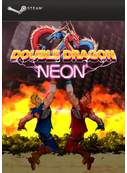 Cover zu Double Dragon: Neon