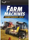 Cover zu Farm Machines Championships 2014