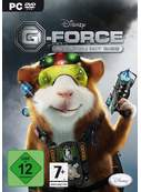 Cover zu G-Force: Agenten mit Biss