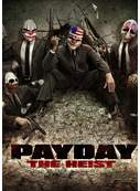 Cover zu Payday: The Heist