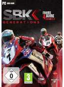 Cover zu SBK Generations