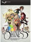 Cover zu Shiness: The Lightning Kingdom