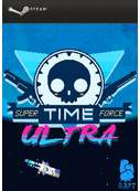 Cover zu Super Time Force Ultra