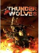 Cover zu Thunder Wolves